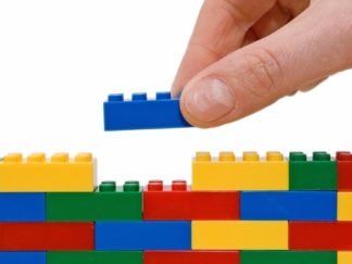CONSTRUCCIONES EN BLOQUES / LEGO