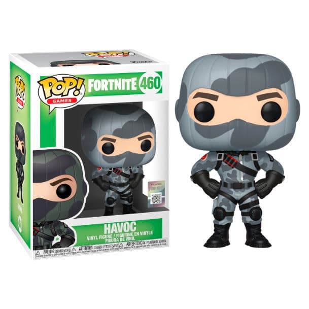 HAVOC FORNITE FUNKO POP