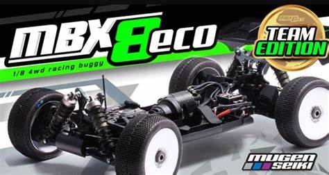 COCHE 1/8 OFF ROAD MBX8 ECO WORLDS EDITION