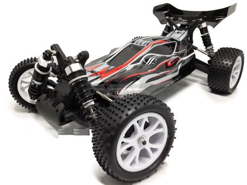 SPIRIT BRUSHED  BUGGY RTR W/7.2V 1800MAH NI_MH/AM RADIO/230V